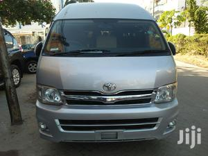 Toyota Diesel 9L,Fully Loaded High Roof | Buses & Microbuses for sale in Mombasa, Tudor