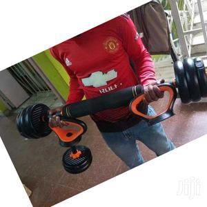 10kgs Multifunctional Dumbbells   Sports Equipment for sale in Nairobi, Woodley/Kenyatta Golf Course