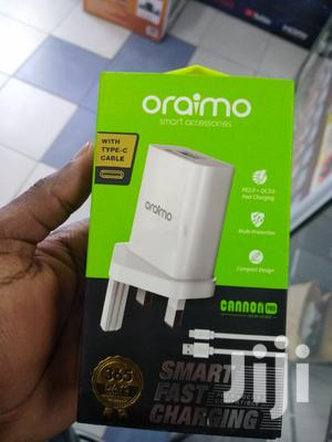 Oraimo Type C Fast Charger Brand New Sealed   Accessories for Mobile Phones & Tablets for sale in Nairobi, Nairobi Central