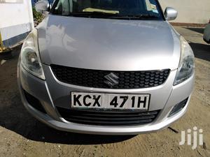 Suzuki Swift 2012 1.4 Silver   Cars for sale in Mombasa, Mvita
