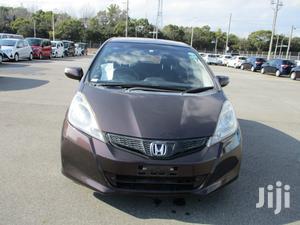 New Honda Fit 2013 Brown   Cars for sale in Mombasa, Mvita