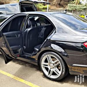 Mercedes-Benz C200 2011 Black | Cars for sale in Nairobi, Karen