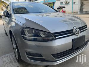 Volkswagen Golf 2014 Silver | Cars for sale in Mombasa, Tudor
