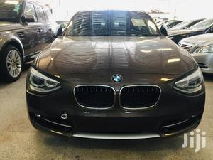 BMW 120i 2014 Brown | Cars for sale in Mombasa, Nyali