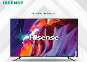 Hisense Smart TV 75inch Model A7120 Frameless 4k UHD | TV & DVD Equipment for sale in Nairobi, Nairobi Central