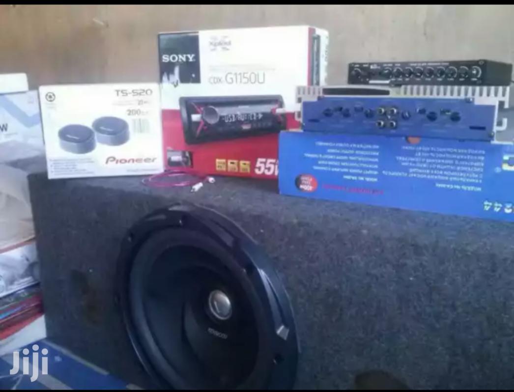 Full Car Music Systems