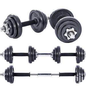 Adjustable 20kg Dumbbells Set With a Case   Sports Equipment for sale in Nairobi, Nairobi Central