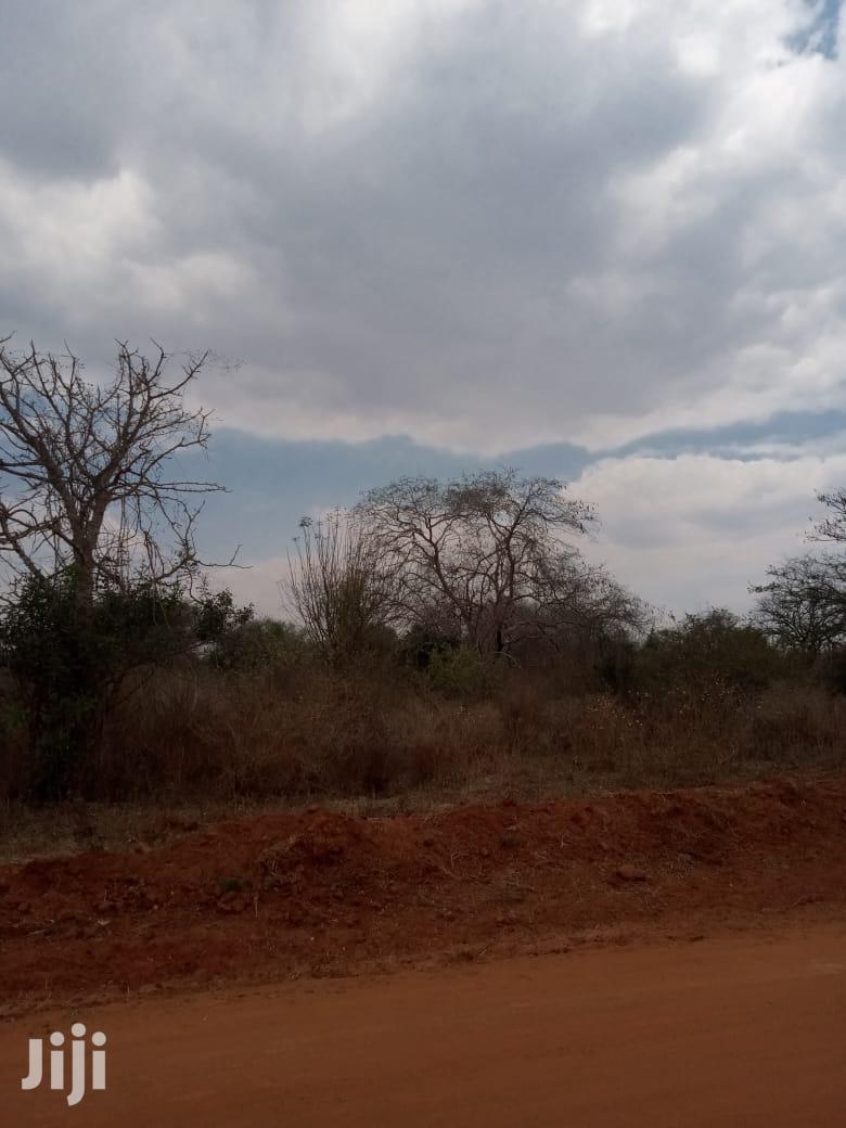 143 Acres In Makueni