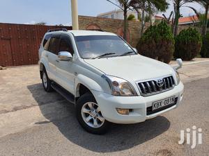 Toyota Land Cruiser Prado 2006 White   Cars for sale in Mombasa, Tudor