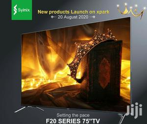 Syinix 75inches Smart 4k Uhd Hdr Android Frameless Tv 2020 | TV & DVD Equipment for sale in Nairobi, Nairobi Central
