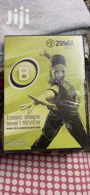 Zumba Basic Steps Level One   CDs & DVDs for sale in Nairobi, Parklands/Highridge