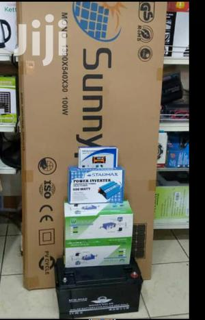 Full Solar Kit With a Warranty | Solar Energy for sale in Nairobi, Nairobi Central