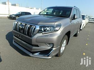 Toyota Land Cruiser Prado 2019 Gold   Cars for sale in Nairobi, Parklands/Highridge