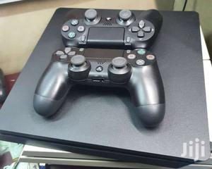 PS4 Slim 500GB + 2 Controllers + FIFA20 | Video Game Consoles for sale in Nairobi, Nairobi Central