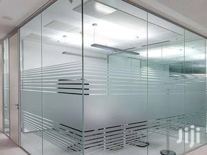 10MM Toughned Glass Partitions for Offices | Building & Trades Services for sale in Nairobi, Nairobi Central