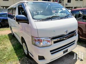 New Shape Hiace Diesel White | Buses & Microbuses for sale in Mombasa, Mvita