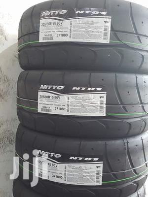 205/55r16 Nitto Tyres Is Made in Japan | Vehicle Parts & Accessories for sale in Nairobi, Nairobi Central