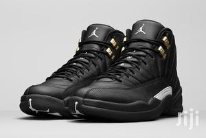 Air Jordan 12 Retro Negro   Shoes for sale in Nairobi, Nairobi Central