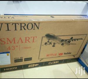 Vitron Smart Tv 43inchs | TV & DVD Equipment for sale in Nairobi, Nairobi Central