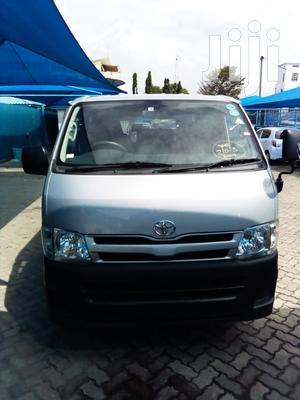 Toyota Hiace 2013 Silver | Buses & Microbuses for sale in Mombasa, Mombasa CBD