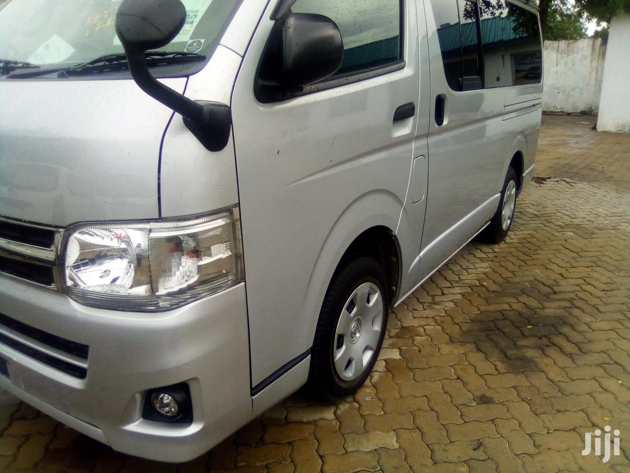 Toyota Hiace 2013 Silver | Buses & Microbuses for sale in Mombasa CBD, Mombasa, Kenya