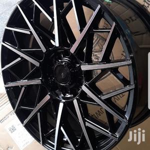 16 Inch Black Rim for Premio,Mark X,Subaru,Rav4,Harrier, | Vehicle Parts & Accessories for sale in Kiambu, Ndenderu
