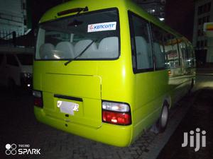 Toyota Coaster Manual 2013 Green for Sale | Buses & Microbuses for sale in Nairobi, Kilimani