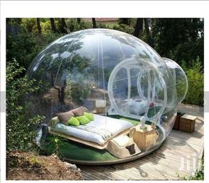 High Quality Clear 3M Transparent Inflatable Outdoor Tent !!   Camping Gear for sale in Nairobi, Embakasi