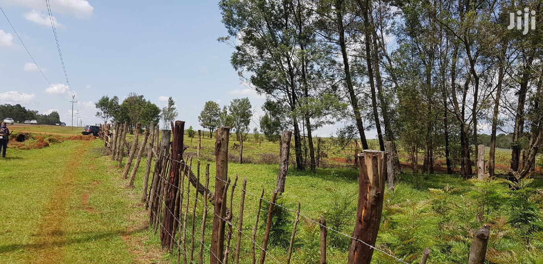 Prime Plot Touching Tarmac Kapseret Airport in Eldoret | Land & Plots For Sale for sale in Racecourse, Kesses, Kenya