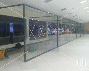 Toughened Frameless Glass Partitions for Your Offices | Building & Trades Services for sale in Nairobi, Westlands