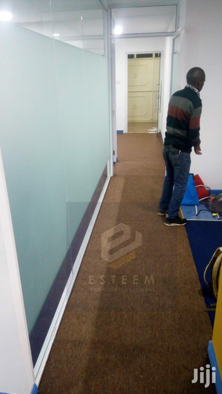Esteem Interior Fit-Outs and Office Partitions