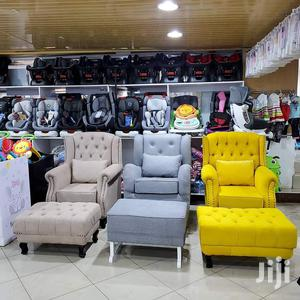 Nursing Chair With Ottoman   Children's Furniture for sale in Umoja, Umoja I