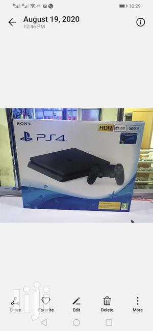 Ps 4 Console 500GB New Shop   Video Game Consoles for sale in Nairobi, Nairobi Central