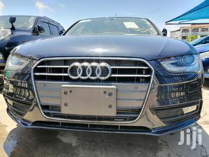 Audi A4 2013 2.0T Tiptronic Black   Cars for sale in Mombasa, Mvita