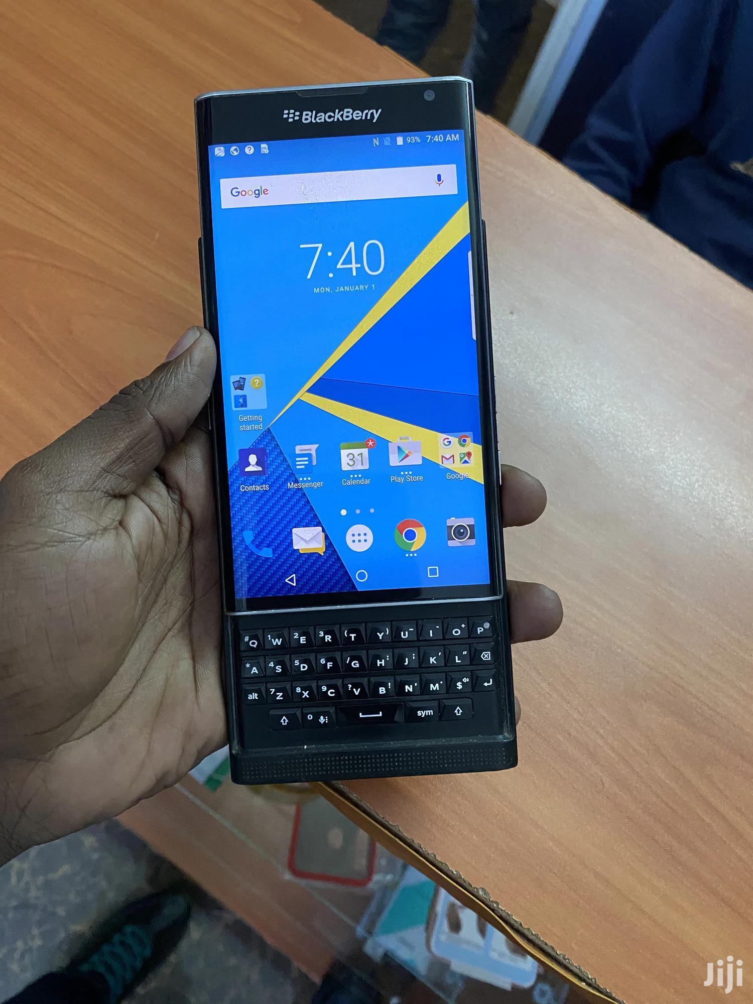 BlackBerry Priv 32 GB Black   Mobile Phones for sale in Nairobi Central, Nairobi, Kenya