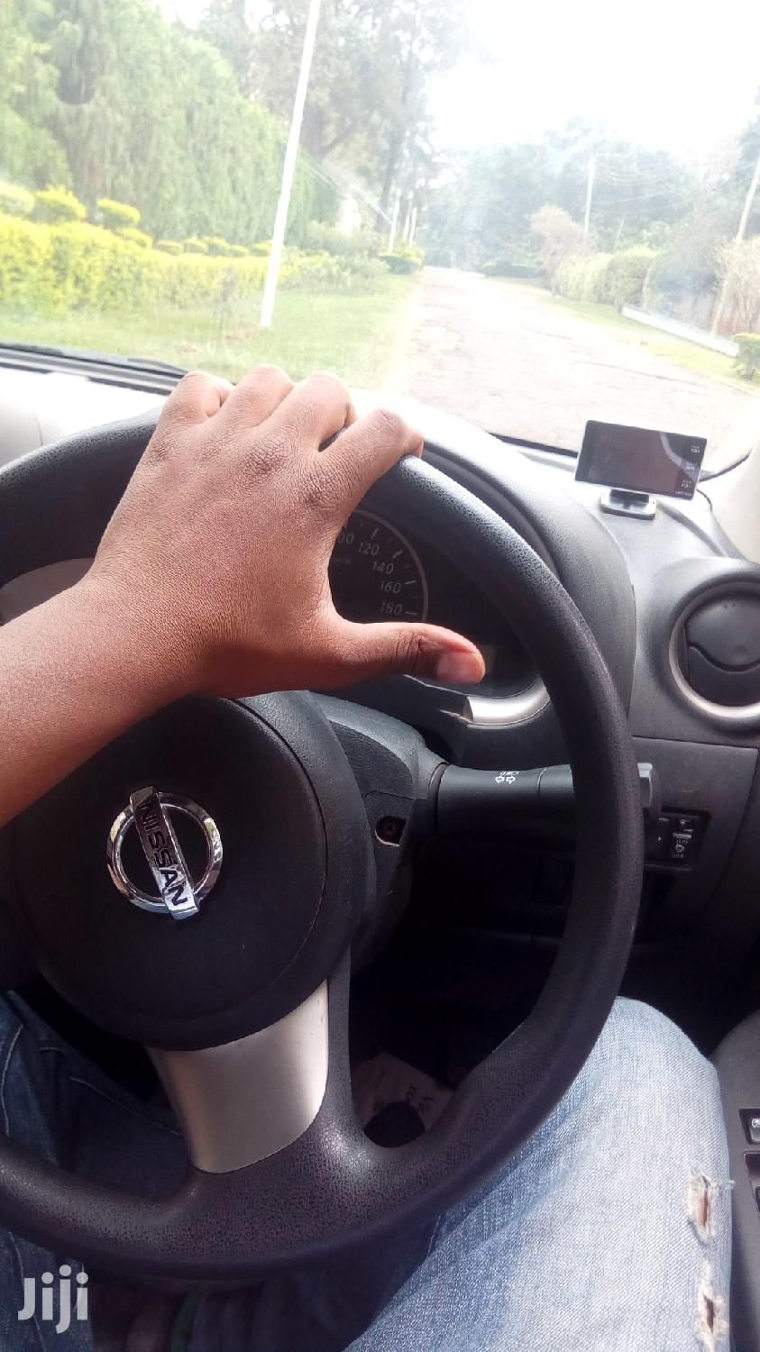 Looking For A Driver Job