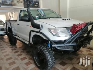 Toyota Hilux 2014 White | Cars for sale in Mombasa, Mvita