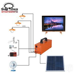 10W Solar LED Home/Outdoor Battery Backup | Solar Energy for sale in Nairobi, Nairobi Central
