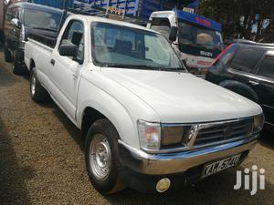 Toyota Hilux 1998 White   Cars for sale in Kiambu, Thika