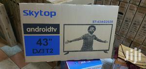 "Skytop Smart Android Tv 43"" | TV & DVD Equipment for sale in Nairobi, Nairobi Central"
