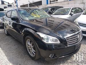 Nissan Fuga 2013 Black | Cars for sale in Mombasa, Mvita