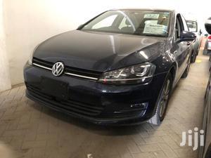 Volkswagen Golf TDI 4-Door w/ Sun. & Nav. 2013 Blue | Cars for sale in Mombasa, Mvita