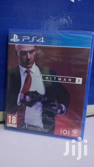 Ps 4 Hitman 2   Video Games for sale in Nairobi, Nairobi Central