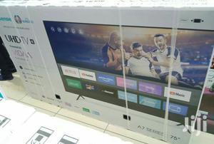 Hisense 75inches A7120 Smart~4k Uhd~Frameless Vidaa 2020 | TV & DVD Equipment for sale in Nairobi, Nairobi Central