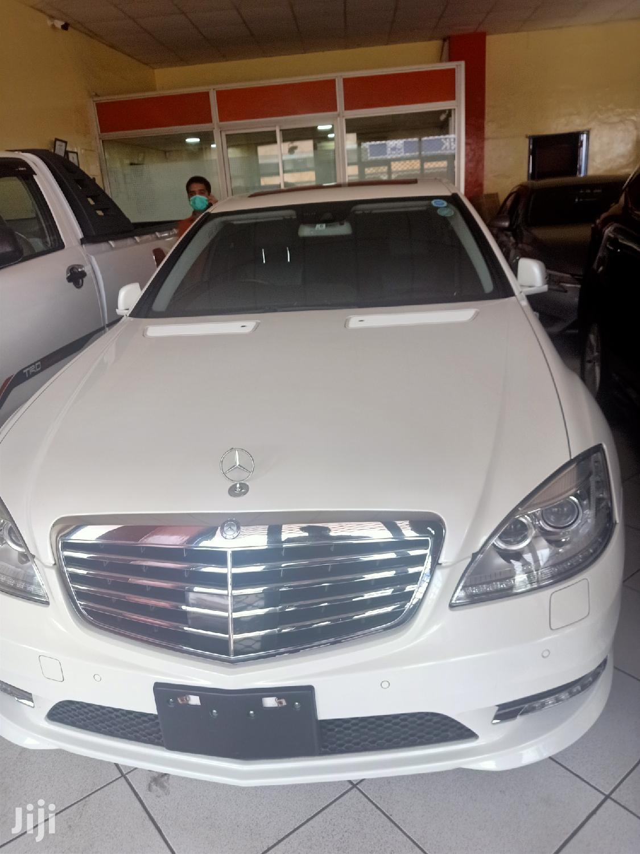 Mercedes-Benz S Class 2014 White