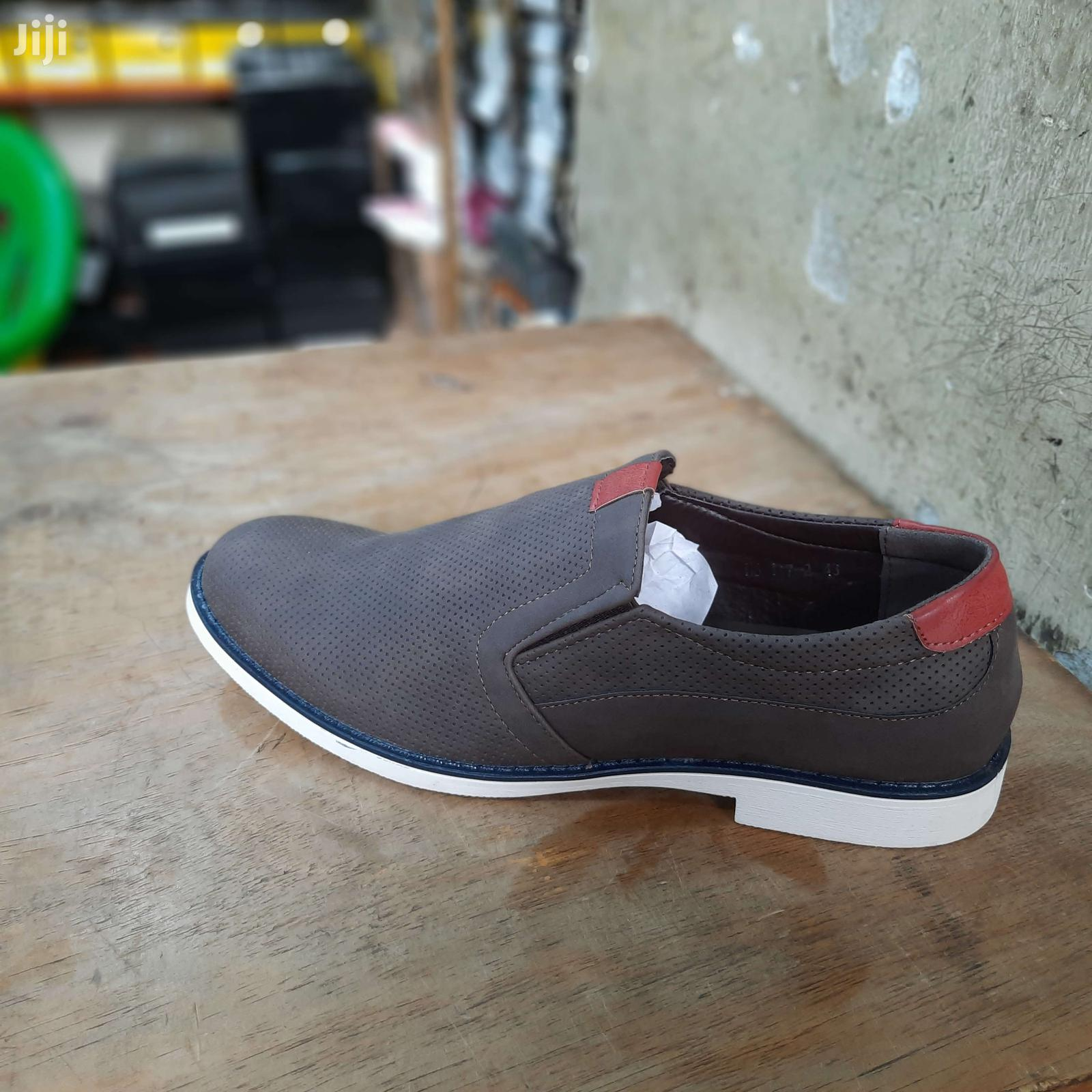 Men Italy Oxford Leather Shoes Casual Classic Sneakers | Shoes for sale in Nairobi Central, Nairobi, Kenya