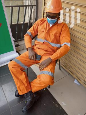 Reflective Decron Orange Overalls   Safetywear & Equipment for sale in Nairobi, Nairobi Central