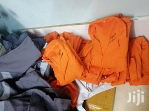 Safety Custom Made Orange Overalls   Safetywear & Equipment for sale in Nairobi, Nairobi Central