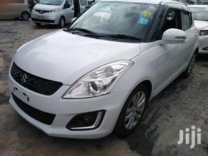 Suzuki Swift 2014 White   Cars for sale in Mombasa, Mvita