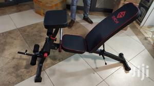 Generic Adjustable 90°Flat Weight Bench Training Bench for F | Sports Equipment for sale in Nairobi, Nairobi Central